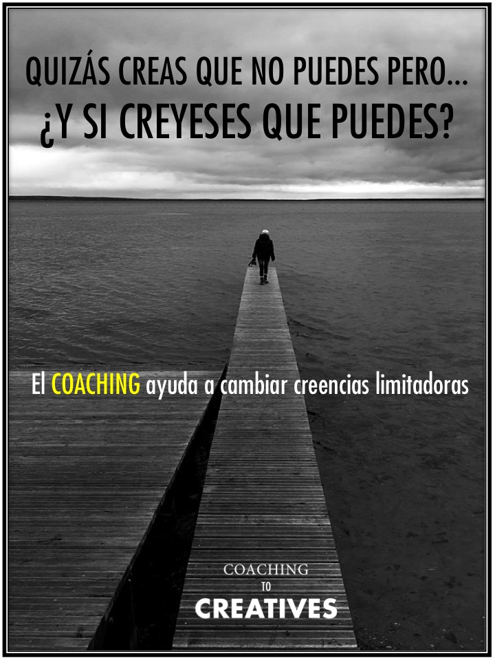 coaching para creativos madrid Juan L. resina